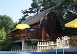Location vacances Arches - Pretty Chalet in Beaulieu France With Private Swimming Pool-4