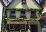 "Location vacances Creglingen - Pension ""das Lädle""-4"