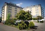 Hôtel Mersebourg - Konsul Hotel-3