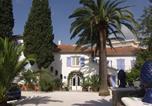 Hôtel Rayol-Canadel-sur-Mer - Hotel Villa Provencale-1