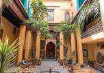 Hôtel Maroc - Medina social club-2