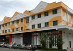 Hôtel Sandakan - 2 Inn 1 Boutique Hotel & Spa
