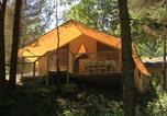 Camping avec Hébergements insolites Estavar - Camping Le Montagnou-4