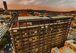 Location vacances Johannesburg - Lux Studio Apartment @ Hallmark House-2