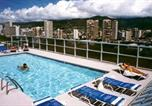 Hôtel Honolulu - Waikiki Beach Condominiums-1