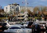 Hôtel Nanaimo - Best Western Dorchester Hotel