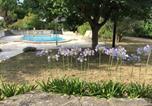 Location vacances Paradou - Villa dans les Alpilles -Camargue 10 pers , piscine, jardin vacances-arles camargue-1