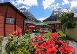 Hôtel Grindelwald - Downtown Lodge Hostel - Unique Simple Central-4