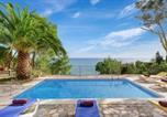 Location vacances Begur - Tamariu Villa Sleeps 6 Pool-1