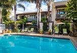 Hôtel Santa Barbara - Spanish Garden Inn-1
