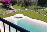 Hôtel Gargnano - Villa Bouganville vista piscina e Lago di Garda-4