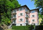 Location vacances  Province du Verbano-Cusio-Ossola - Exclusive apartment with secluded beach in Cannobio-2