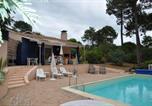 Location vacances Lacanau - Villa avec piscine et jardin - 75401-1