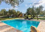 Location vacances Martano - Carpignano Salentino Holiday Home Sleeps 5 with Pool and Air Con-2