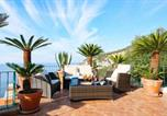 Location vacances Massa Lubrense - Villa Capriccio Sorrento Coast - Capri view villa by the sea-1
