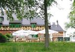 Hôtel Neustadt-Glewe - Gutshaus Am Schloss Klink-3