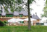 Hôtel Gülzow - Gutshaus Am Schloss Klink-3