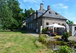 Hôtel Chérencé-le-Roussel - Les Jardins-1