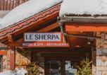 Hôtel Bramans - Hôtel Le Sherpa Val Thorens-3