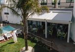 Hôtel Deltebre - Hotel L'Algadir del Delta-4