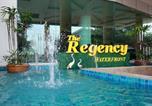 Villages vacances Kuala Terengganu - The Regency Waterfront Hotel-2