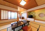 Hôtel Ōita - Seaside Hotel Mimatsu Ooetei-2