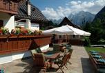 Hôtel Bovec - Hotel Valbruna Inn-2