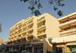 Location vacances Bord de mer de Bormes-les-Mimosas - Apartment Saint James.9-3