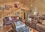 Location vacances Alexander City - Peaceful Family Cabin on 10 Acres with Game Room!-4