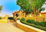 Hôtel Jaisalmer - Hotel Rawal Kot-1