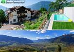 Location vacances  Province autonome de Bolzano - Residence Innerfarmerhof-1