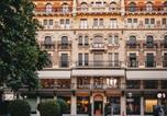 Hôtel 4 étoiles Genève - Hôtel Longemalle-2