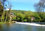 Location vacances Champcerie - Gîte du Moulin du Vey-3