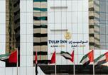 Hôtel Sharjah - Tulip Inn Al Khan Hotel-3