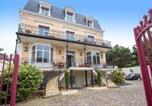 Hôtel 4 étoiles Donville-les-Bains - Hôtel La Villefromoy-1