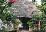 Location vacances  Tanzanie - Garden Beach Bungalows-4