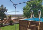 Location vacances Cuevas del Campo - Four-Bedroom Holiday Home in Fontanar-1
