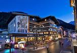 Hôtel Sankt Anton am Arlberg - Sporthotel St. Anton-2