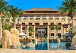 Hôtel Dubaï - Sofitel Dubai The Palm Resort & Spa-1