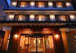 Hôtel Utsunomiya - Nikko Tokinoyuu-1