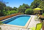 Location vacances Seillans - Villa de 2 chambres a Fayence avec piscine privee jardin clos et Wifi a 30 km de la plage-1