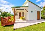 Location vacances  Guadeloupe - Studio in Petitbourg with wonderful mountain view enclosed garden and Wifi-3