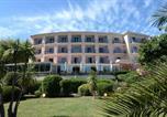 Hôtel La Croix-Valmer - Hotel Residence Beach-4