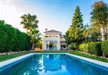Location vacances Ojén - Elegante villa proche mer et golf  a Marbella
