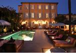 Hôtel 5 étoiles Tourtour - Pan Dei Palais-1