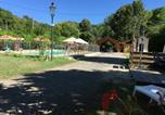 Camping avec Piscine Najac - Camping de la Bonnette-1