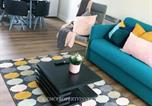 Location vacances Reading - Townhouse Serviced Apartment-2