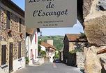 Location vacances Régny - Les Rêveries de l'Escargot-4