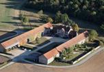 Hôtel Fontainebleau - Ferme d'Orsonville-2