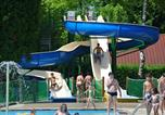 Camping avec Piscine Huanne-Montmartin - Camping Le Val d'Amour-2